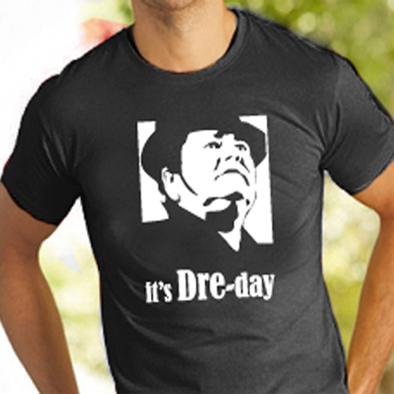 It's Dre-day T-shirt -           OP=OP