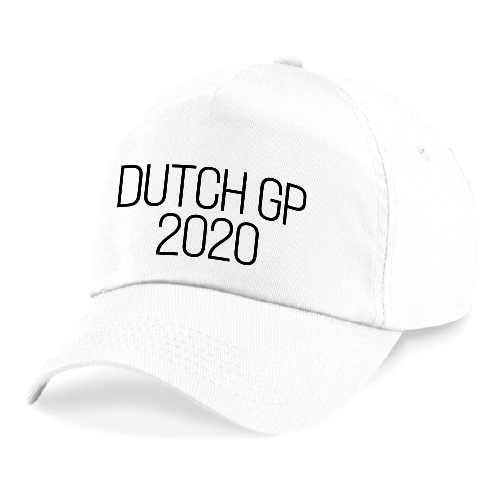 Cap - DUTCH GP 2020