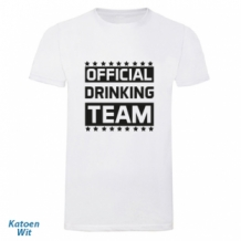 Official drinking team